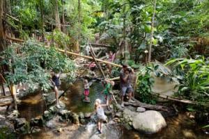 Jungle Dome, grote indoor waterspeeltuin